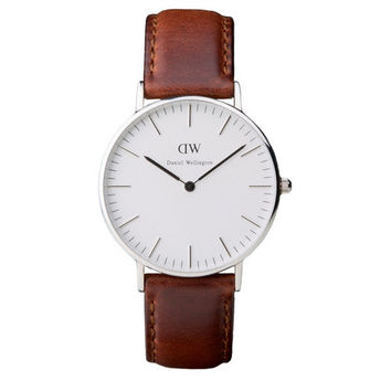 Daniel Wellington Watch - Classic St Andrews Lady - Silver
