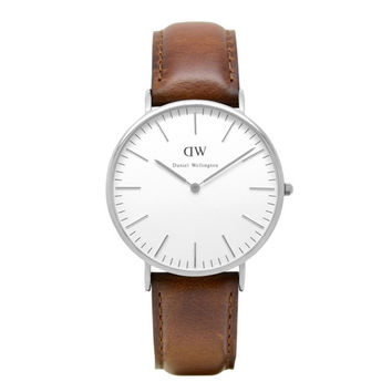 Daniel Wellington Watch - Classic St Andrews Man - Silver