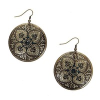 Daytrip Embossed Earring