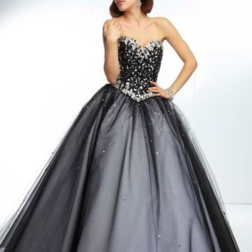 Mori Lee 95045 Homecoming Dress - PromDressShop.com