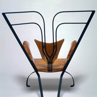 Butterfly Chair number 3 by LazarusHandplaneCo on Etsy