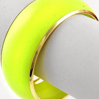 "30% off use promo code ""wanelo"" at checkout. Neon Lights Bangle"
