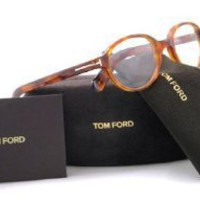 TOM FORD EYEGLASSES TF 5131 053 HAVANA OPTICAL RX