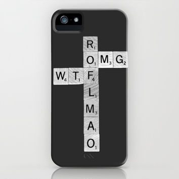 OMG WTF ROFLMAO iPhone & iPod Case by Legends of Darkness Photography