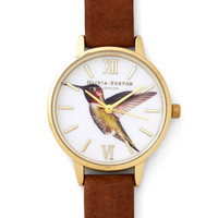 Olivia Burton Luxe Really Humming Along Watch