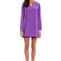 Tamara Dress in Purple :: tobi