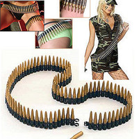 Shoulder Strap Bullet Belt