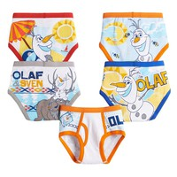 Disney Frozen 5-pk. Briefs - Boys 4-8