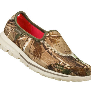 WOMEN'S SKECHERS GOWALK - TIMBER