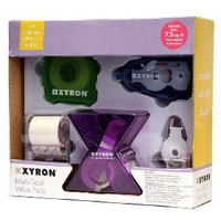 Xyron XRN150-VP1 Model 150 Create-A-Sticker Value Pack with 3/8-Inch Runner