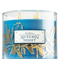 3-Wick Candle Autumn Night