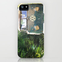 Peace Love Nature iPhone & iPod Case by RDelean
