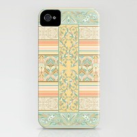 Vintage Stripe iPhone Case from Jacqueline Maldonado | Society6