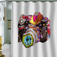 DENY Designs Home Accessories | Bianca Green Picture This Shower Curtain