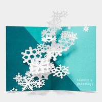 Pop-Up Snowflakes