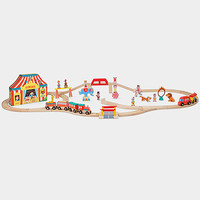 Circus Train Play Set | MoMA