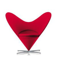Vitra Inc. Heart Cone Chair - Seating: Chair - Modenus Catalog