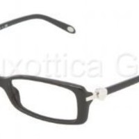 TIFFANY & CO EYEGLASSES TF 2035 8001 OPTICAL RX BLACK OPTICAL RX