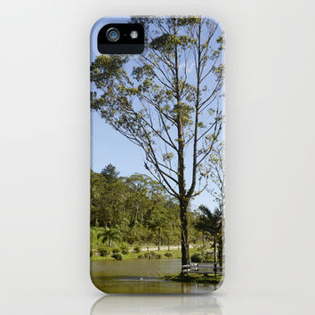 Tranquility iPhone & iPod Case by Paulo Sezio