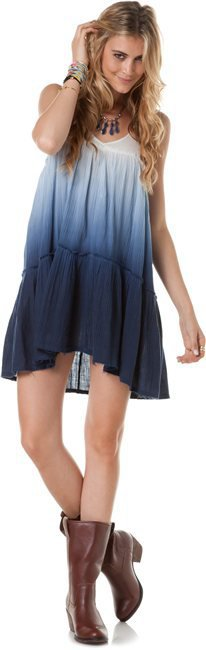 BILLABONG BIRDS OF A FEATHER DRESS > Womens > Clothing > New | Swell.com