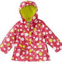 Osh Kosh Baby-girls Infant Rainslicker