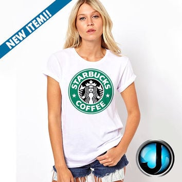 Starbuck Logo Design Beautiful and Cool Tshirt and TankTop Unisex
