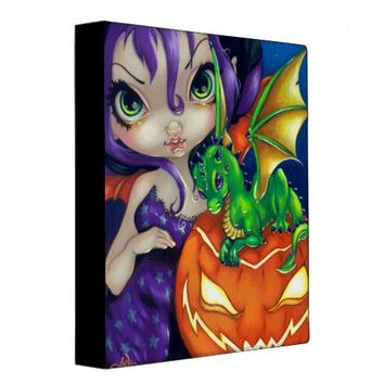 Darling Dragonling 2 BINDER Halloween Dragon Fairy