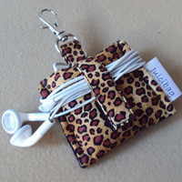 Case for ipod Nano 6th generation or ipod shuffle  by Juicibags