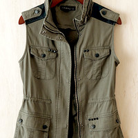 March On Army Jacket