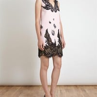 CHRISTOPHER KANE | Lace and Wool Dress | Browns fashion & designer clothes & clothing