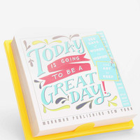 Today Is Going To Be A Great Day 2015 Calendar