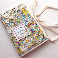 Personalised Map Journal