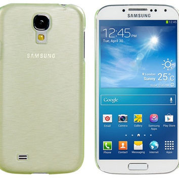 Ultrathin Plastic Case for Samsung Galaxy S4