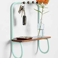 Assembly Home Multi-Function Wall Shelf-