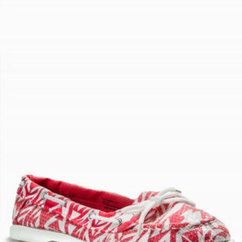 AZTEC SEQUIN BOAT SHOES