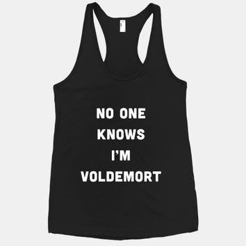 No One Knows I'm Voldemort