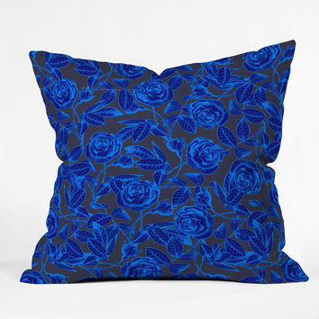 Caroline Okun Beryl Throw Pillow - Indoor /