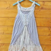Country Lace Tunic