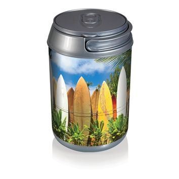 SheilaShrubs.com: Mini Can Cooler - Surfboard Can 691-00-806-000-0 by Picnic Time : Coolers