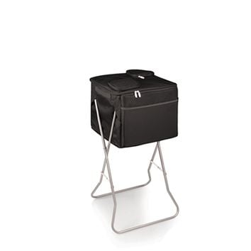 SheilaShrubs.com: Party Cube Cooler - Black 780-00-179-000-0 by Picnic Time : Coolers