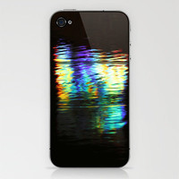 Sign Reflection iPhone & iPod Skin by John Dunbar | Society6