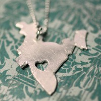i heart India by truche on Etsy
