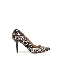 COLTSKIN HEELED COURT SHOE - Shoes - Woman - ZARA United States
