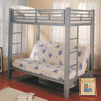 Elan Twin over Futon Bunk Bed
