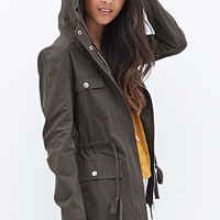 Everyday Hooded Parka