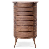 Ceccotti Bandeja Chest of Drawers, Contemporary dressers and chests of drawers at SWITCHMODERN.COM