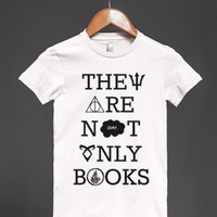 THEY ARE NOT ONLY BOOKS (The Fault In Our Stars, Divergent, Harry Potter, Mortal Instruments, Percy Jackson)