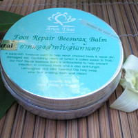 Arun Thai Natural Beeswax Foot Repair Balm