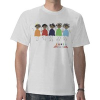 Bahia Street 1-sided tee from Zazzle.com