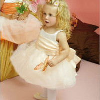 [$66.07] Brand New  Custom-made Lovely Girl Dress With Top Quality